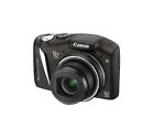 NEW Canon PowerShot SX130IS 12.1 MP Digital Camera w/ 12x Wide Angle Zoom 3