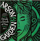 Arson Garden cd Drink a Drink of You LMITED EP 1992 4tk Roger Miller cover OOP