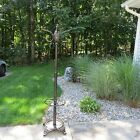 Massive Victorian Cast Iron Coat Tree/ Umbrella Stand Hall Entryway Coat Rack