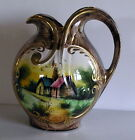 Antique BELGIUM PITCHER Marked 173 C Belgium 7.75
