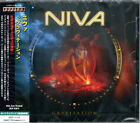 NIVA - GRAVITATION +1 : Japan Promo CD w/Obi : New Sealed : MICP-11119 : AXIA
