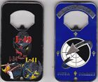 US Air Force 4th Space Launch Squadron SUPRA SUMMUS Bottle Opener Challenge Coin