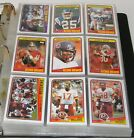 1988 TOPPS 396 FOOTBALL CARD SET IN BINDER (EXCELLENT CONDITION!!)
