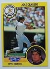 1991 STARTING LINEUP JOSE CANSECO A'S   565643
