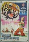 UH52 JOURNEY TO THE LOST CITY FRITZ LANG DEBRA PAGET orig 1sh POSTER SPAIN B