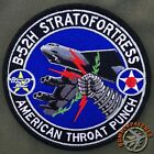 B-52 Stratofortress SAC Morale Patch, American Throat Punch, Barksdale AFB USAF