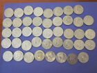 Kennedy Half Dollar 30 coins COLLECTION of 1971-2001 with diff. Mint location