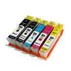 5 PK H564XL New Ink Cartridge For HP Photosmart B8550 C6324 6340 6350 6375 6380