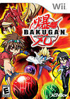 NINTENDO WII BAKUGAN BATTLE BRAWLERS GAME * BRAND NEW *