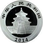 2014 Chinese Panda 1 oz Silver- NEW! Just Released .999 Silver