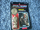 STAR WARS POWER OF THE FORCE HAN SOLO IN TRENCHCOAT 1984 FIGURE