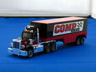 Rare NOS SOLD OUT AW Xtraction Black Semi Comp Cams Trailer HO Slot Car Fit AFX