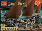 Lego Lord of the Rings Pirate Ship Ambush Set 79008 NEW 9 Minifigures 756 pcs