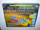 Limited Edition State Quarters Collector's Map