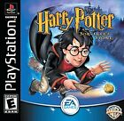 HARRY POTTER: The Sorcerer's Stone (Playstation 1 Game--Pre-Owned, 2001) NEW