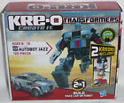 NEW AUTOBOT JAZZ Transformers Kre-o 31146 Build Race Car or Robot 2 in 1