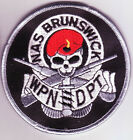 USN Navy Naval Air Station Brunswick Weapons Department Patch LT489