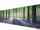 Large  ART PAINTING ABORIGINAL forest TREES LANDSCAPE 83