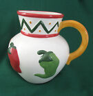 CLAY ART ... HAND PAINTED ...