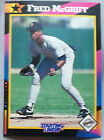 1992 Starting Lineup Fred McGriff Padres Baseball Card