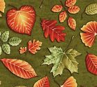 Quilt Fabric Henry Glass Autumn Fall Hearth and Home   FREE SHIPPING!!