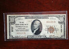 1929 Gold Standard National Bank note of Marienville PA