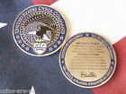 N.S.A. CYBERCOM, signed by Commander Gen. Keith B. Alexander Director Coin
