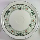 Mikasa Heritage CHRISTMAS STORY Chip & Dip Platter Plate Only Large Round CAB08