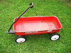 RADIO FLYER 90 Classic VINTAGE RED METAL WAGON - Full Size 1950's-70'S