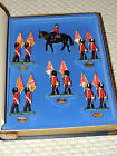 BRITAINS TOY SOLDIERS NEW IN BOX LIMITED EDITION 5801 TROOPING THE COLOUR