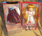 Heritage Mint ~ Porcelain Doll ~ with Travel Case ~ 1997