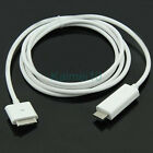 1080P Dock Connector 30 Pin To HDMI TV Adapter Cable for iPhone 4 4s iPad 2 3 P1