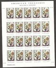 2012 #4653 William H. Johnson Pane of 20 MNH Forever Stamps