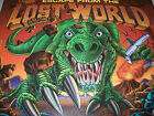 ESCAPE FROM THE LOST WORLD BALLY ORIG NOS PINBALL MACHINE TRANSLITE BACKGLASS