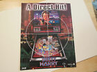 DIRTY HARRY  PINBALL  GAME  FLYER