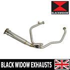 HYOSUNG GTR 125 GT125R GT125 COMET Exhaust Downpipes & Collector Race Upgrade