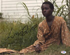 Lupita Nyong'o SIGNED 11x14 Photo Patsey 12 Years a Slave PSA DNA AUTOGRAPHED