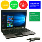 HP LAPTOP NOTEBOOK PC WINDOWS 10 WIN INTEL CORE 2 DUO 4GB 141 HD DVD COMPUTER