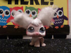 LITTLEST PET SHOP #2485 FUZZY EARRED ANGORA BUNNY RABBIT