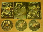 Rage - Full Moon in St. Petersburg (CD + 2 DVD 2007) MINT