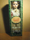 EMERALD  DOLL COLLECTION  PORCELAIN