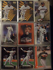 108 Barry Bonds $140 card lot Score Donruss Topps Bowman Pinnacle Book Value
