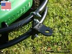 John Deere Front Bumper BALL HITCH Receiver Attachment 325 335 345 355 GT LX GX