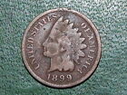 1899 Indian Head Cent  # 706