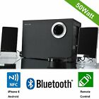 Bluetooth Speaker Satellite 2.1 Home Theater Acoustic Hifi Subwoofer Amplifier