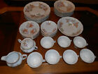 41 PIECES OF FAVOLINA CHINA - MADE IN POLAND