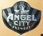 ANGEL CITY BREWERY ARTS DISTRICT LOS ANGELES BEER BAR TIN SIGN BRAND NEW