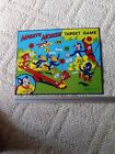 Vintage Colorful Mighty Mouse Tin Target Board