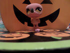 LITTLEST PET SHOP #800 FUZZY PINK FLAMINGO  ***BLEMISHED***
