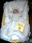 Porcelain Baby Doll, from Victoria Impex Corp, MUSICIAL WIND UP DOLL AND CRADEL